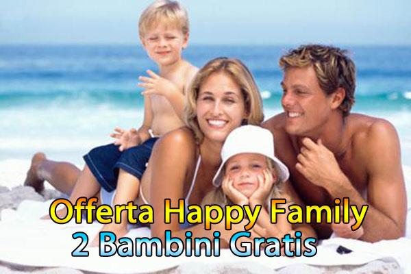 Offerte Famiglia 2 Bambini Gratis Hotel Lido di Savio