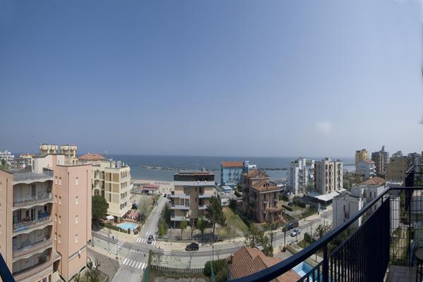 camere vista mare hotel lido di savio
