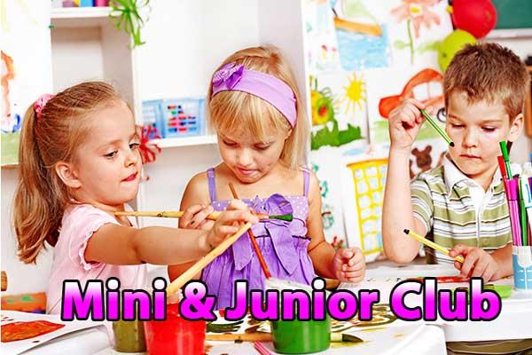 hotel con offerte famiglie e bambini con animazione mini e junior club a lido di savio