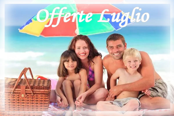 Offerte Luglio Lido di Savio Vacanze Mare All Inclusive Hotel