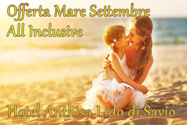 Offerte Settembre Lido di Savio Hotel con piscina Vacanze per Famiglie con Sconti e Last Minute 2 Bambini Gratis Alberghi Lido di Savio