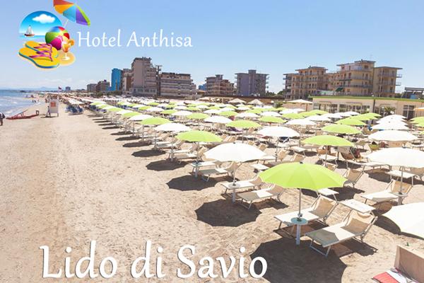 Lido Di Savio Vacanze Mare in Emilia Romagna sulla Riviera Adriatica